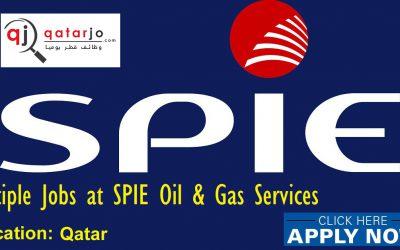 وظائف خالية في شركة spie للبترول في قطر