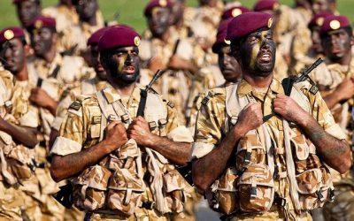 فتح باب التجنيد في القوات المسلحة القطرية – الجيش القطري