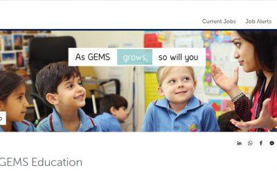 وظائف تعليمية في مدارس جيمس Gems